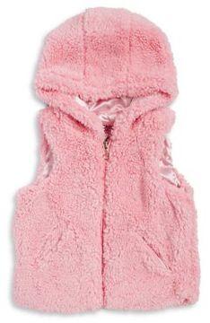 Urban Republic Little Girl's Faux Fur Vest