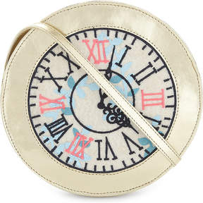 Billie Blush Alice in Wonderland clock bag