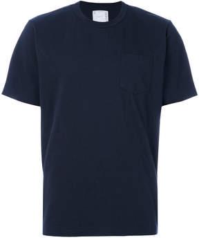 Sacai classy boxy T-shirt