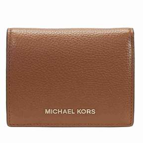 Michael Kors Mercer Card Holder- Luggage - ONE COLOR - STYLE