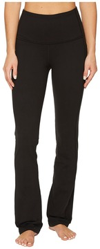 Lucy Perfect Core High-Rise Micro Boot Pants Women's Workout