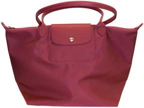 Longchamp Shoulder - 232RASPBERRY - STYLE