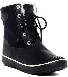 Keen Elsa L Faux Fur Lined Waterproof Boot