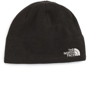 The North Face 'Bones' Microfleece Beanie - Black