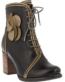 Spring Step L'Artiste by Leather Boots- Chrisanne