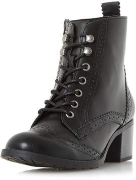 Head Over Heels * by Dune Black Pandoraa Ankle Boots
