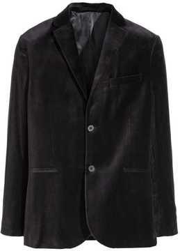 H&M Velvet Blazer Slim fit