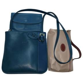 Longchamp Lot Of Bags - TURQUOISE - STYLE