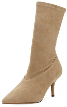Yeezy Stretch-Suede 70mm Ankle Boot