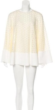 Alice McCall Layered Eyelet Romper w/ Tags