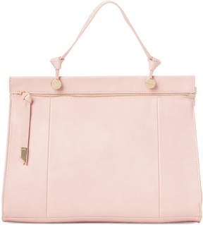 Foley + Corinna Blush Dione Large Satchel