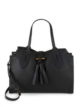 Anne Klein Mila Leather Satchel