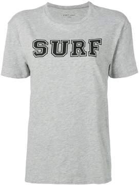 6397 surf print T-shirt