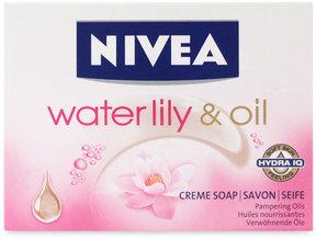Nivea Waterlily + Oil Soap by 100g Soap)