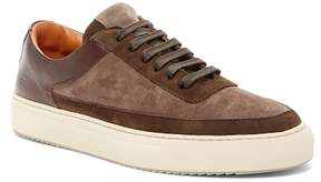 Frye Clyde Low Leather Sneaker