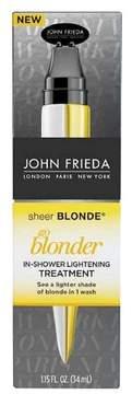 John Frieda ; Sheer Blonde®; Go Blonder In Shower Treatment - 1.15 fl oz