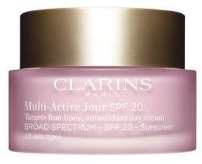 Clarins Multi-Active Day Cream Broad Spectrum SPF 20/ 1.7 Oz.