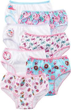 Nickelodeon 7-Pk. Jojo Siwa Cotton Underwear, Little Girls (4-6X) & Big Girls (7-16)