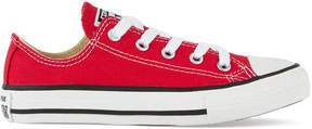 Converse All Star canvas low top trainers