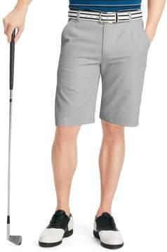 Izod Men's Solid Microfiber Performance Golf Shorts