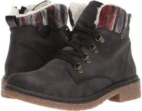 Rieker 73222 Paris 22 Women's Lace-up Boots