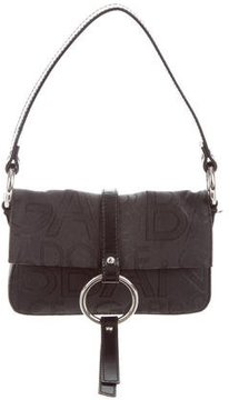 Dolce & Gabbana Mini Jacquard Bag - BLACK - STYLE