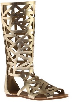 Nine West Girls' Skyah Gladiator Sandal