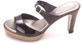 Callisto Women's Layla Open Toe Slide Heels.