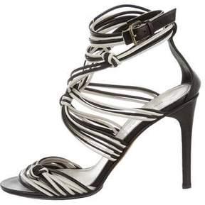 Derek Lam Colorblock Multistrap Sandals