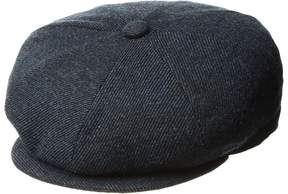Bailey Of Hollywood Galvin Wool Twill Caps