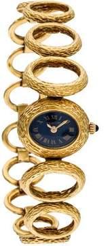 Corum 18k Watch