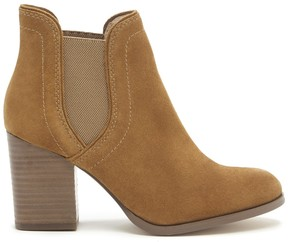 Sole Society Carillo Heeled Gore Bootie