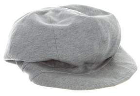 Brunello Cucinelli Twill Newsboy Cap w/ Tags
