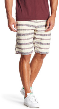 Lucky Brand Jacquard Utility Short