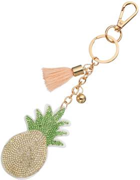 Mudd® Rhinestone Pineapple Key Chain