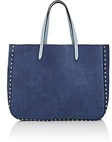 Barneys New York Women's Reversible Tote Bag-Blue