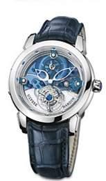 Ulysse Nardin Royal Blue Tourbillon Limited Edition Men's Watch