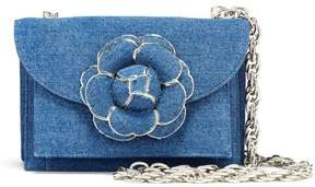 Oscar de la Renta Denim TRO Bag