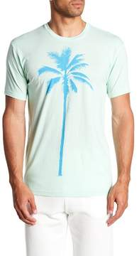 Kinetix Leader Palm Tree Print Tee