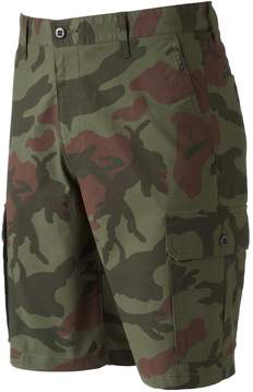 Dockers Men's D3 Classic-Fit Standard Washed Cargo Shorts