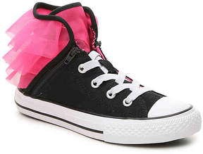 Converse Girls Chuck Taylor All Star Block Party Toddler & Youth Sneaker