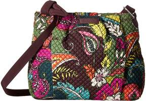 Vera Bradley Hadley Crossbody Cross Body Handbags - AUTUMN LEAVES - STYLE