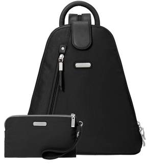 Baggallini Metro Backpack with RFID Wristlet
