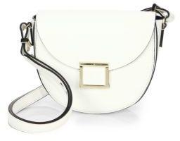 Jason Wu Jaime Leather Saddle Bag