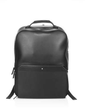 Montblanc Urbansport Leather-Blend Backpack