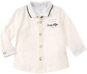 Chicco Boys' White Shirt