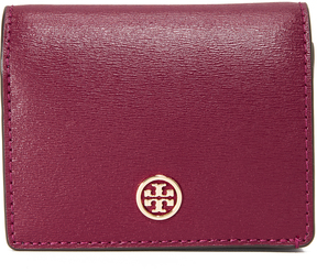Tory Burch Parker Mini Wallet - IMPERIAL GARNET - STYLE