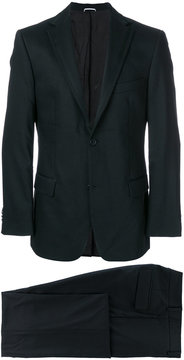 Karl Lagerfeld straight-fit formal suit