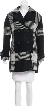 Barbara Bui Wool Oversize Jacket