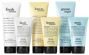 philosophy A-D soft & smooth cream 6pc kitAuto-Delivery